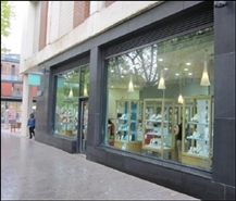 646 SF Shopping Centre Unit for Rent  |  Unit Ls8, Princesshay Shopping Centre, Exeter, EX1 1GN