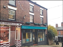 474 SF High Street Shop for Rent  |  10 - 12 Church Street, Macclesfield, SK11 6LB