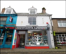 440 SF High Street Shop for Sale  |  4 Gabriel Street, St Ives, TR26 2LU