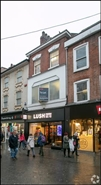 993 SF High Street Shop for Rent  |  19 Clumber Street, Nottingham, NG1 3ED