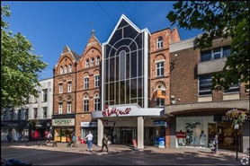 1,290 SF Shopping Centre Unit for Rent  |  Unit Su14, Market Walk Shopping Centre, Northampton, NN1 2DP