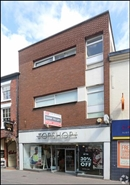 1,109 SF High Street Shop for Rent | 12 High Street, Chesterfield, S40 1PS