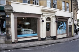 609 SF High Street Shop for Rent  |  32 Silver Street, Bradford On Avon, BA15 1JX