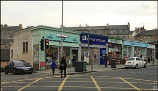 1,309 SF High Street Shop for Sale  |  13 Deanhaugh Street, Edinburgh, EH4 1LU