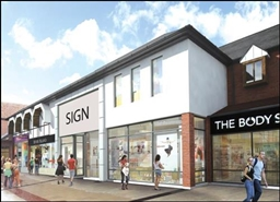 1,386 SF Shopping Centre Unit for Rent  |  Unit 31, Quedam Shopping Centre, Yeovil, BA20 1EX
