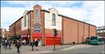 2,283 SF Shopping Centre Unit for Rent  |  16 Regent Walk, Redcar, TS10 3FB