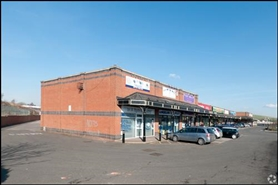 798 SF Shopping Centre Unit for Rent  |  Acorn Shopping Centre, Nottingham, NG16 4AF