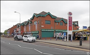 1,147 SF Shopping Centre Unit for Rent  |  Units 15-18, 12-16 Unity Walk, Tipton, DY4 8QL