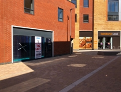 656 SF Out of Town Shop for Rent  |  Unit 2, The Square, Milton Keynes, MK10 7HN