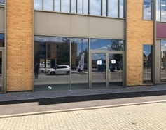 1,086 SF Out of Town Shop for Rent  |  Unit 6, The Square, Milton Keynes, MK10 7HN