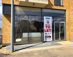 544 SF Out of Town Shop for Rent  |  Unit 15, The Square, Milton Keynes, MK10 7HN