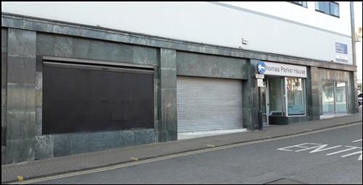 10,792 SF High Street Shop for Rent  |  Thomas Parker House, Lincoln, LN2 1DY
