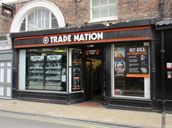 855 SF High Street Shop for Rent  |  12A Church Street, York, YO1 8BE