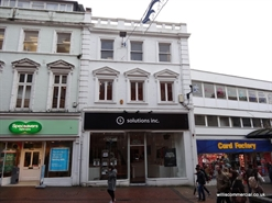 670 SF High Street Shop for Sale  |  78 Old Christchurch Road, Bournemouth, BH1 1LR