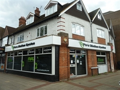 1,400 SF High Street Shop for Rent  |  75 Old Woking Road, West Byfleet, KT14 6LF