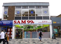 3,005 SF High Street Shop for Rent  |  164/166 High Street, Slough, SL1 1JP