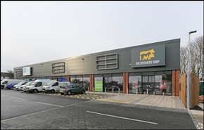 1,500 SF Out of Town Shop for Rent  |  Unit 3, Clifton Triangle, Nottingham, NG11 9LN