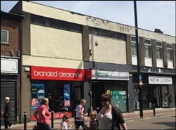 787 SF High Street Shop for Rent  |  63 Bradshawgate, Leigh, WN7 4NB