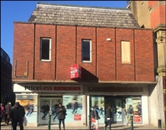 644 SF High Street Shop for Rent  |  3 High Street, Oldham, OL1 3AJ