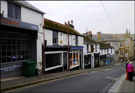 300 SF High Street Shop for Rent  |  6 Tregenna Hill, St Ives, TR26 1SE