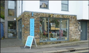 524 SF Out of Town Shop  |  Ocean One, Fowey, PL23 1DF
