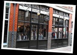 520 SF High Street Shop for Rent  |  Old Spitalfields Market, London, E1 6BG