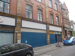 1,387 SF High Street Shop for Rent  |  Unit E St Andrews Street, Newcastle upon Tyne, NE1 5RF