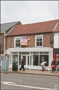 1,001 SF High Street Shop for Rent  |  161 High Street, Northallerton, DL7 8JZ