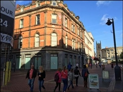 2,921 SF High Street Shop for Rent  |  St James Chambers, Derby, DE1 1QT