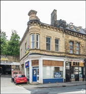 931 SF High Street Shop for Sale  |  50 Saltaire Road, Shipley, BD18 3HN