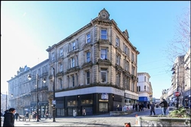 963 SF High Street Shop for Rent  |  47A Kirkgate, Bradford, BD1 1RA