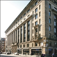 1,507 SF High Street Shop for Rent  |  Unit 1, Scottish Legal Life Building, Glasgow, G2 7HX