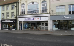 1,095 SF High Street Shop for Rent  |  51-53 Marygate, Berwick Upon Tweed, TD15 1AX