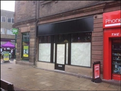 328 SF High Street Shop for Rent  |  Unit 2, Rotherham, S65 1AL