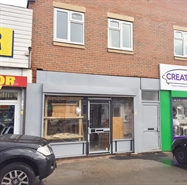 1,040 SF High Street Shop for Rent  |  174 Station Road, Stechford, B33 8BT