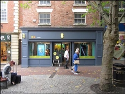 1,175 SF High Street Shop for Rent  |  23 Pride Hill, Shrewsbury, SY1 1DQ
