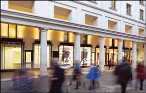 1,485 SF High Street Shop for Rent  |  Royal Opera House Arcade, London, WC2E 9DA