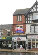1,049 SF High Street Shop for Sale  |  20 High Street, Alfreton, DE55 7BN