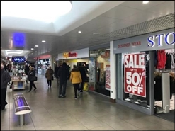 1,814 SF Shopping Centre Unit for Rent | 152/153 Charlotte Way, St Johns Shopping Centre, Liverpool, L1 1LP