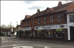 2,778 SF High Street Shop for Rent  |  80 - 82 High Street, Chobham, GU24 8LZ