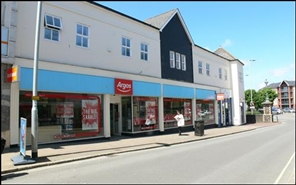 2,250 SF High Street Shop for Rent  |  Northgate House, Barnstaple, EX31 1TP