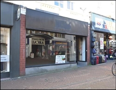998 SF High Street Shop for Rent  |  75 Old Christchurch Road, Bournemouth, BH1 1EW