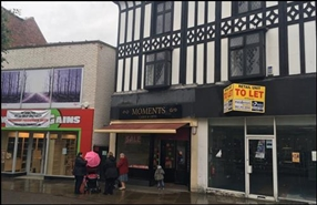 582 SF High Street Shop for Rent  |  13 All Saints Square, Rotherham, S60 1PW