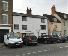 1,936 SF High Street Shop for Sale  |  25 High Street, Huntingdon, PE29 3TA