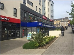 4,865 SF High Street Shop for Rent  |  Unit 1, Barry, CF63 4JL