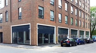 1,311 SF High Street Shop for Rent  |  Unit 2, 22 Middle Street, Portsmouth, PO5 4AY