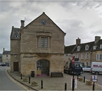 942 SF High Street Shop for Sale  |  The Old Town Hall, Oundle, PE8 4BQ