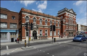 4,255 SF High Street Shop for Rent  |  Canning Town Library, London, E16 4HQ