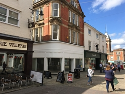 1,278 SF High Street Shop for Rent  |  3 High Street, Chesterfield, S40 1TW