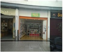 458 SF Shopping Centre Unit for Rent  |  Unit 17A, Ropewalk, Nuneaton, CV11 5TZ